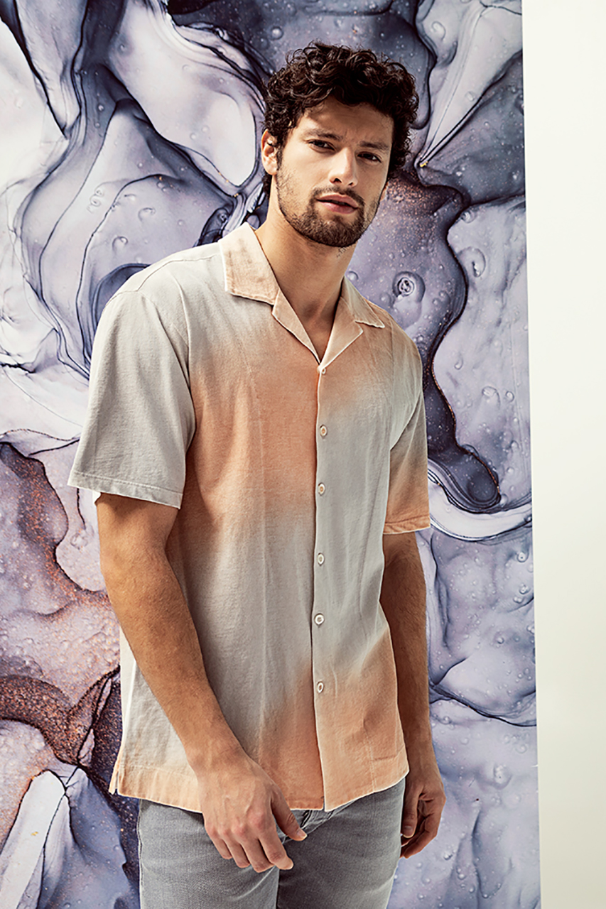Man spring-summer 2021 outfit picture