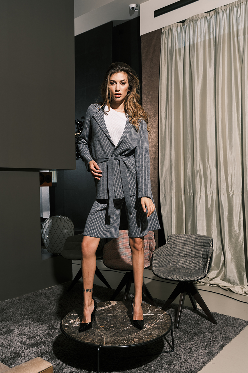 Woman fall-winter 21/22 outfit picture